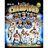 Golden State Warriors 2015 NBA Champions portrait - 16x20 NBA Finals 2015 Photo Poster (Golden State Warriors)
