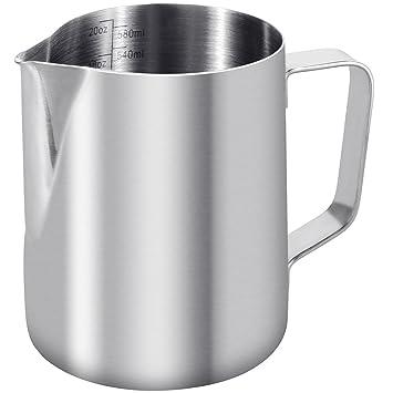 Jarra de leche anpro) 304 taza de leche jarra de leche de ...