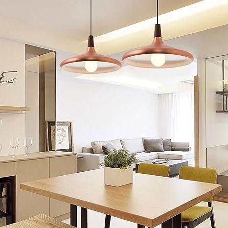 Mode lámpara colgante moderna lámpara de techo Salón comedor ...