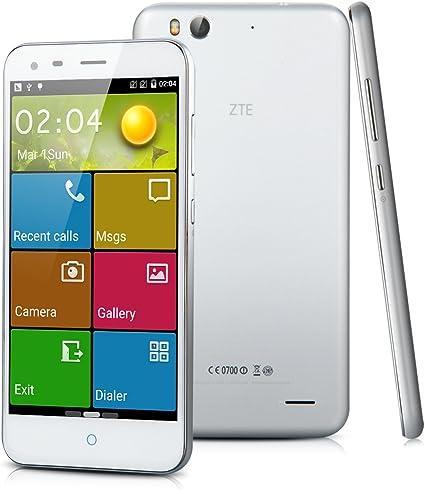 NUEVO ZTE Blade S6 Plus Multilenguje Ultra-Fino Teléfono Movil ...
