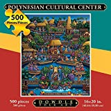 Jigsaw Puzzle - Polynesian Cultural Center 500 Pc By Dowdle Folk Art offers