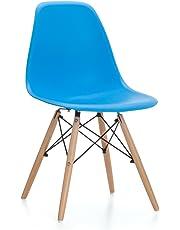 Set de 4 sillas Rico para Comedor o Estudio