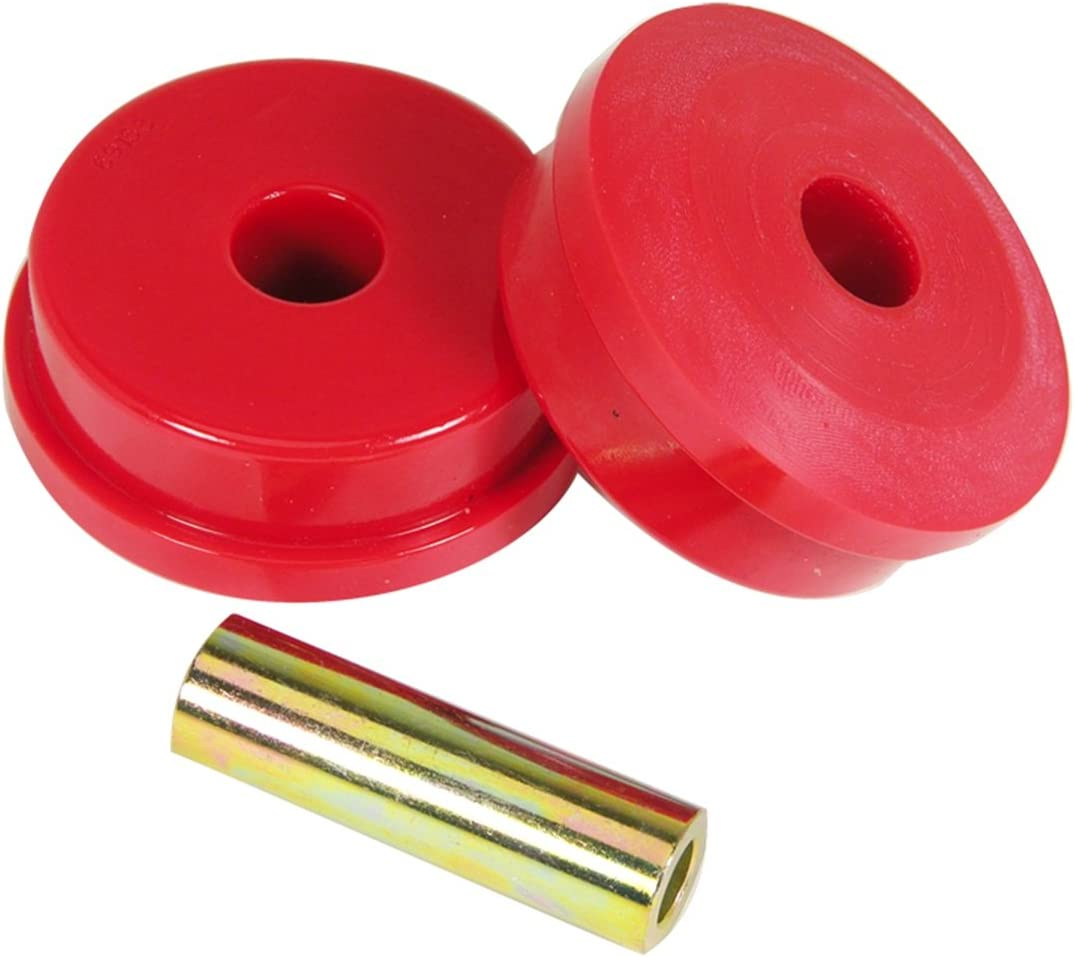 Prothane 13-506 Red Rear Engine Mount Insert Kit