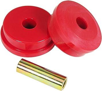 Prothane 13-508 Red Rear Engine Mount Insert Kit