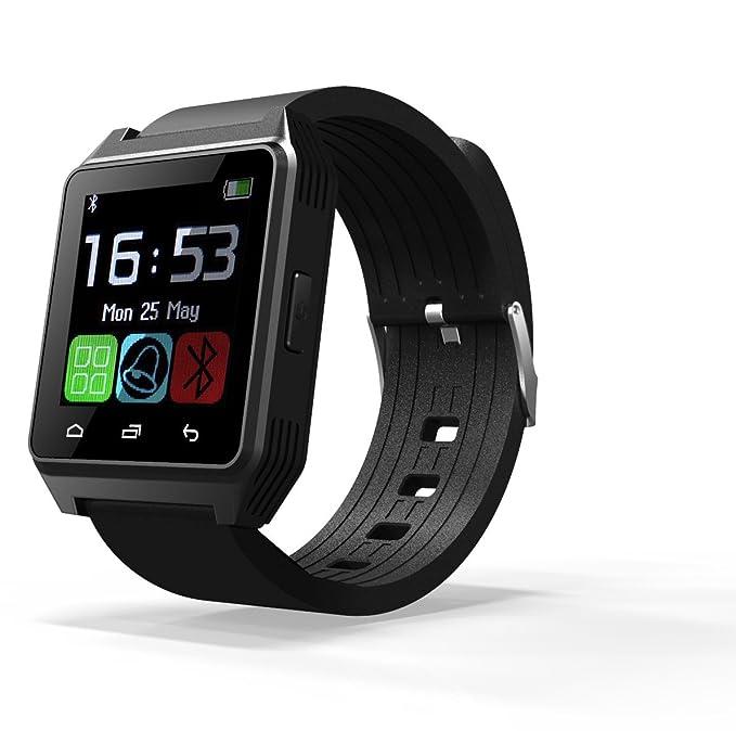 Icarus Richmond - Smartwatch con Bluetooth, procesador CPU MTK6260, color negro: Icarus: Amazon.es: Electrónica