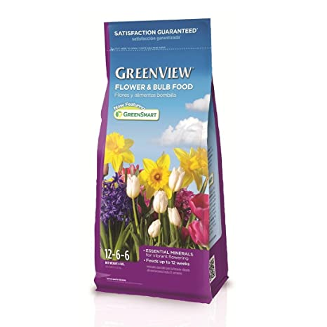 More Interesting Than Food Narcissus >> Amazon Com Greenview Flower And Bulb Food Granular 12 6 6