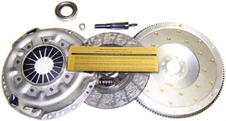 EFT STAGE 2 CLUTCH KIT FORGED FLYWHEEL fits 90-96 NISSAN 300ZX 3.0L NON-TURBO