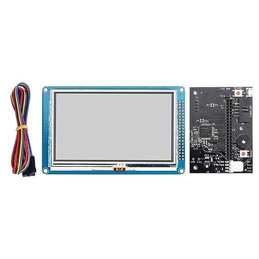 B Baosity Pantalla LCD Táctil A Todo Color De 4.3