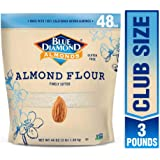 Blue Diamond Almond Flour, Gluten Free, Blanched, Finely Sifted 3 Pound bag