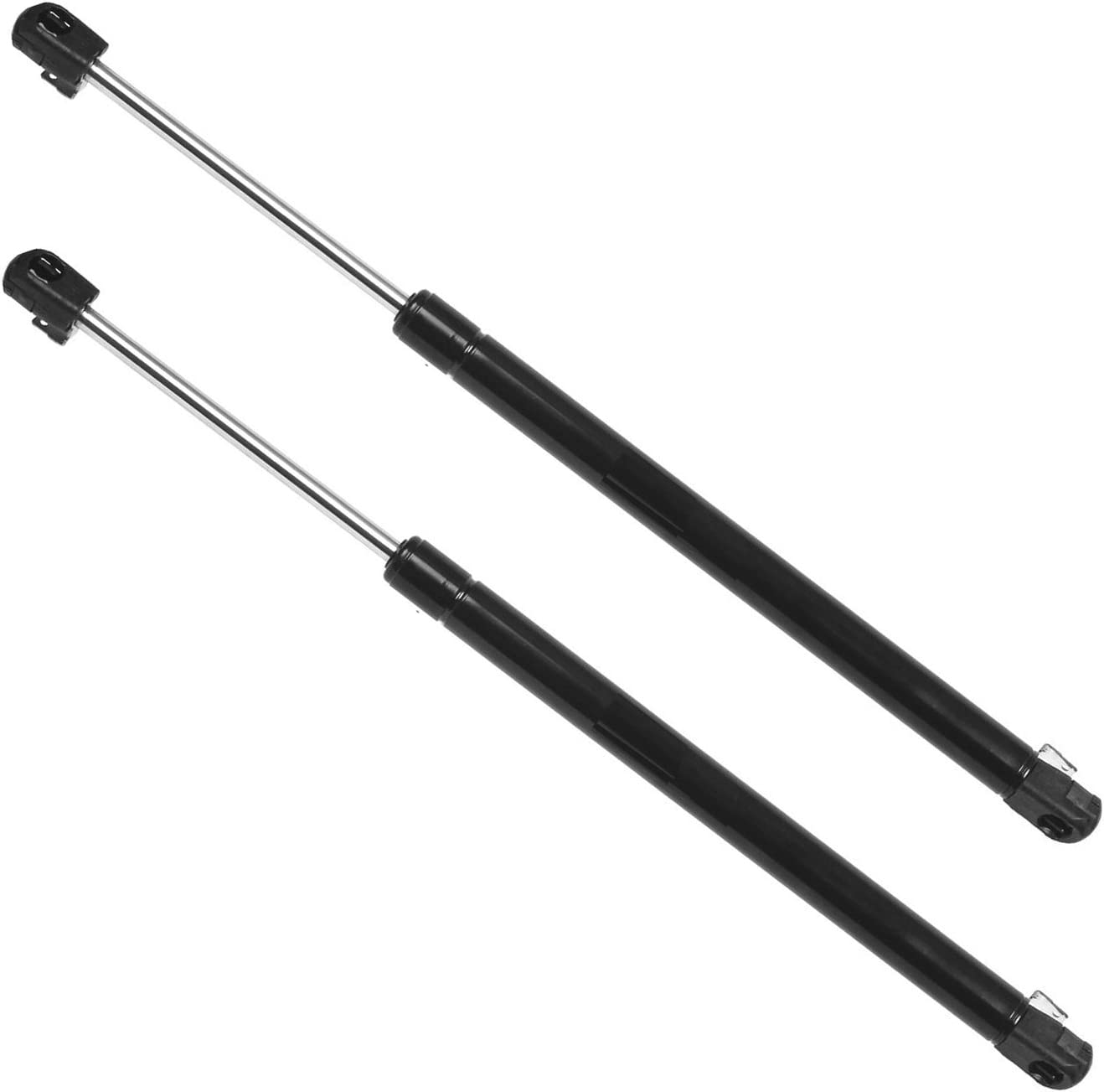 Rear Window Glass Lift Supports Struts Gas Springs Shocks For 1987-1995 Jeep Wrangler 4761 SG214008,Pack of 2