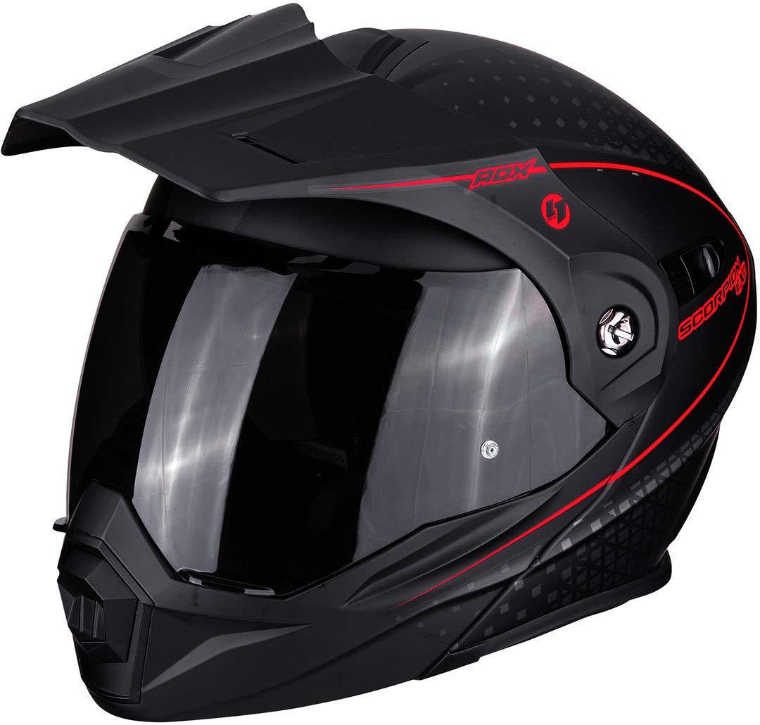 /282/ /04/adx-1/Horizon Matt Black-Neon Red M Scorpion 84/ /156/