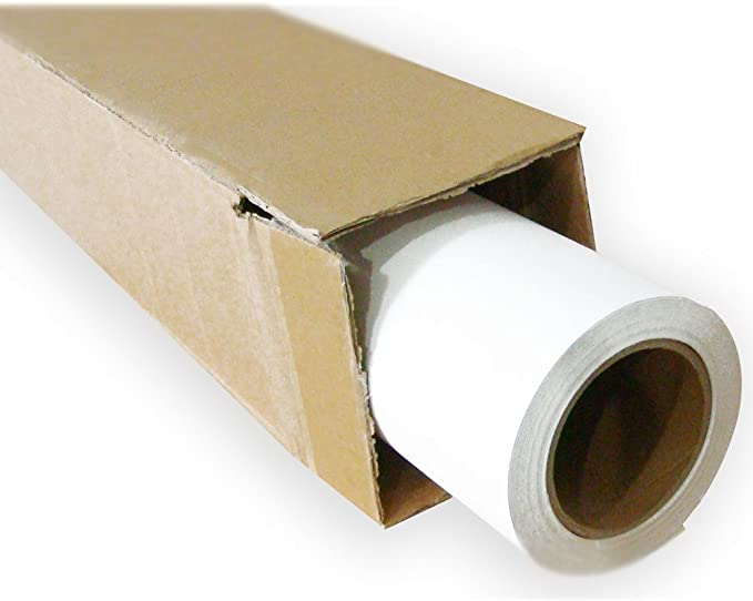 PU Printable Heat Transfer Vinyl Printable White, 5 Yards