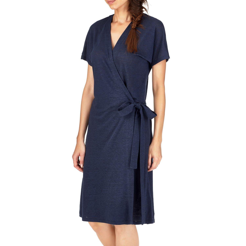 Vilebrequin Womens Felicia Solid Linen Jersey Cover-up