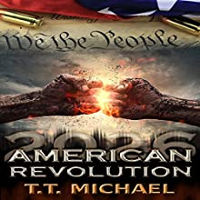 American Revolution: 2026 Audiobook by T. T. Michael Narrated by Patrick Freeman