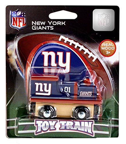 - MasterPieces NFL New York Giants Toy Train