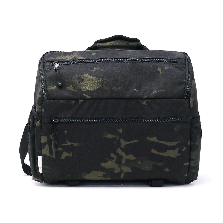 [ディスパッチ]DSPTCH カメラバッグ CAMERA SHOULDER BAG カメラショルダーバッグ 73022 B07427F1HPブラックカモフラージュ
