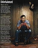 Entertainment Weekly Magazine - July 9, 2004 - Michael Moore (Fahrenheit 9/11)
