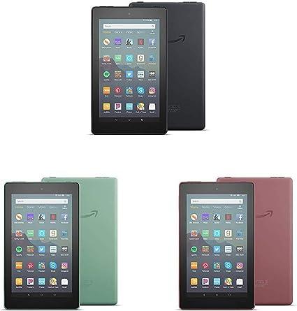 Twilight Blue 7 display, 16 GB All-New Fire 7 Tablet