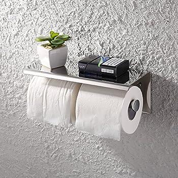 Bobrick 2840 304 Stainless Steel Toilet Tissue Dispenser