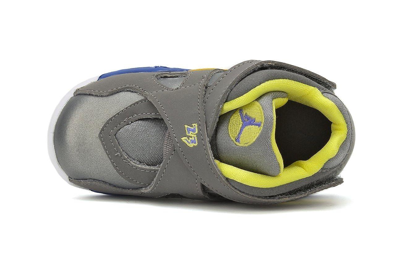 new style 42e55 24896 Basket Nike Air Jordan 8 Retro Bébé - Ref. 305360-037 - 23 1 2  Amazon.fr   Chaussures et Sacs