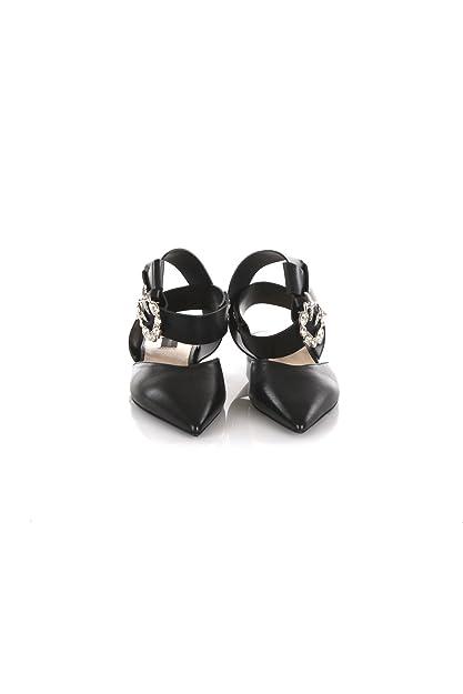 Pinko Scarpa Donna 41 Nero Gioiosa Primavera Estate 2018  Amazon.co.uk   Shoes   Bags c4920df6423