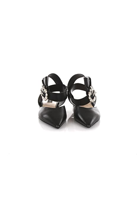Pinko Scarpa Donna 39 Nero Gioiosa Primavera Estate 2018  Amazon.it  Scarpe  e borse 029267e425c