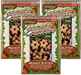 (3 Pack) Pumpkin Crunchers Dog Treat Peanut Butter and Banana, 14 Ounces each Review