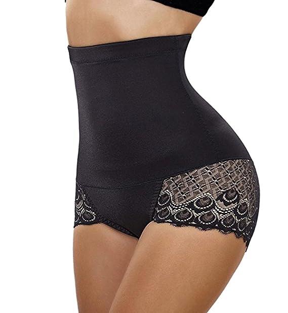 MISSMAOM Mujer Body Ropa Interior Bragas Faja Reductora Postparto Braguitas Faja Reductora Body Abdomen Body Shaper