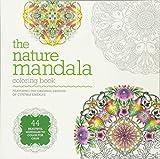 The Nature Mandala Coloring Book