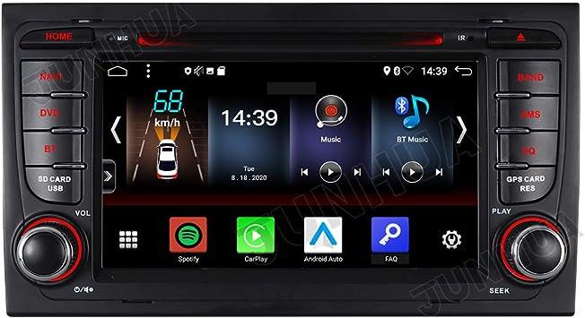 7 Android 10 Dual Tuner 32gb Dvd Gps Autoradio Elektronik