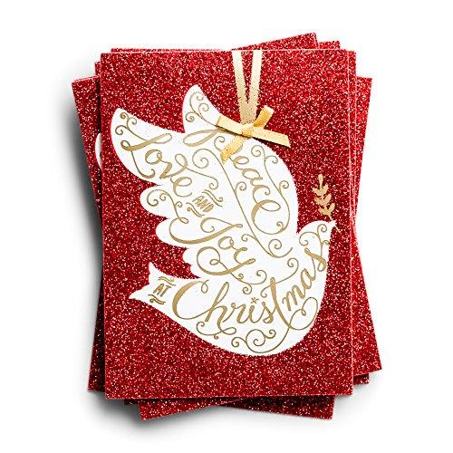Christmas Boxed Cards - Dove - Christmas ()