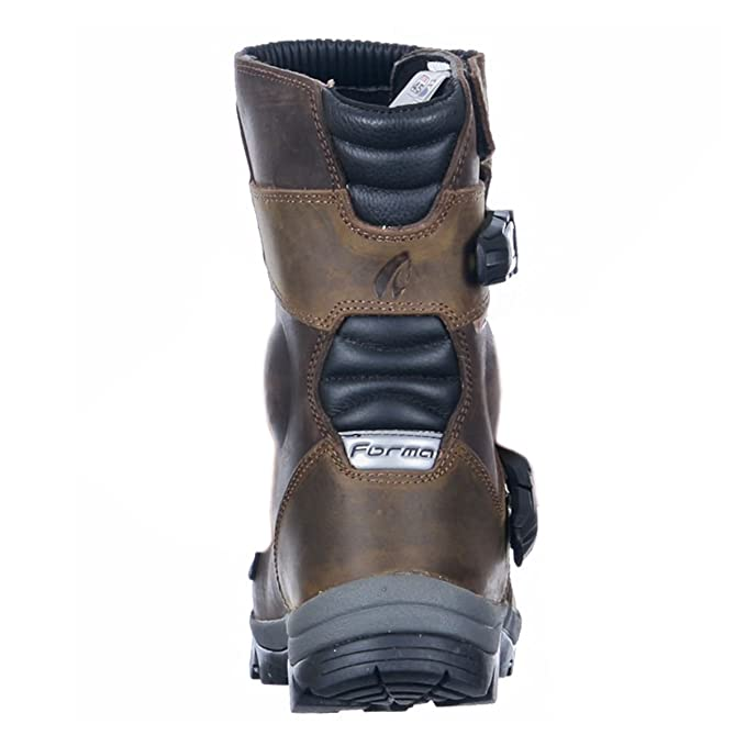 Forma FORC50/ W-9938/ Adventure Low WP Motorcycle Boots CE Approved 48 Black