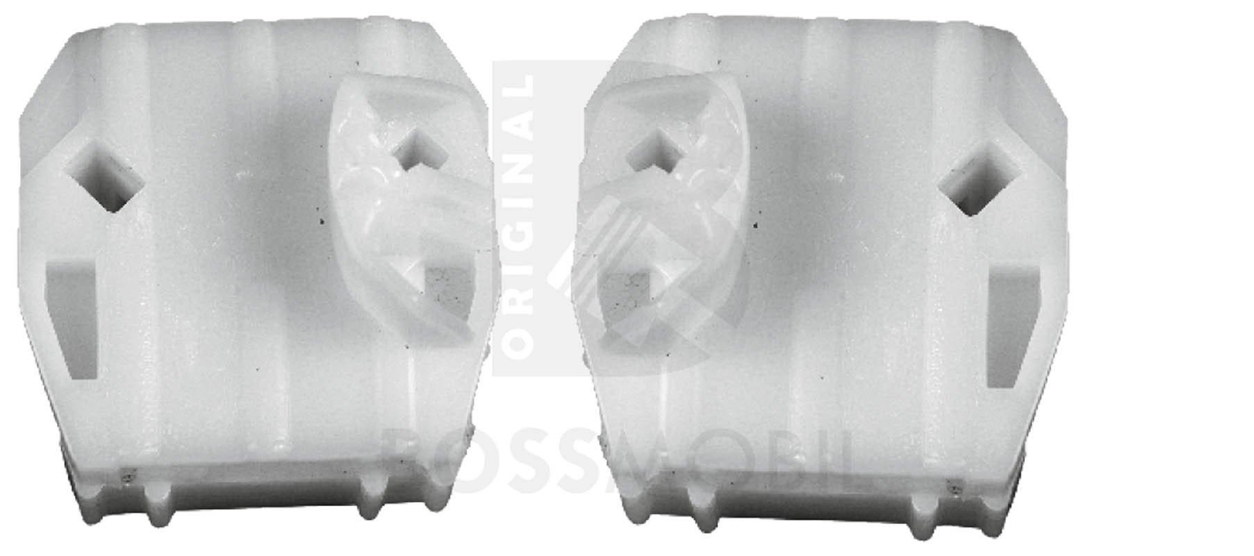 Bossmobil TRANSPORTER T4 Bus kit de reparaci/ón de elevalunas el/éctricos 70XB, 70XC, 7DB, 7DW,70XA, 70XD Delantero derecho