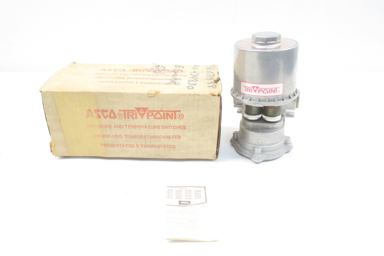 Amazon.com: ASCO SA32B TRI-POINT PRESSURE SWITCH 125/250V-AC D594094: Industrial & Scientific