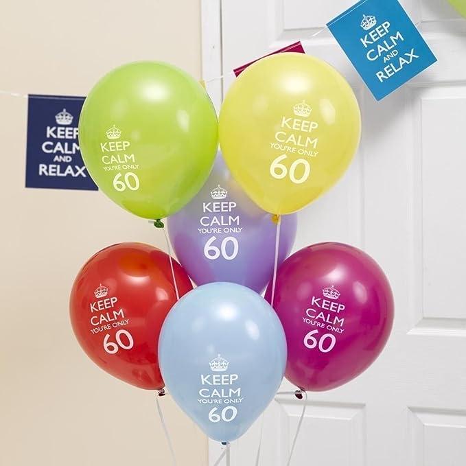 Cumpleaños globo/Aire de globos