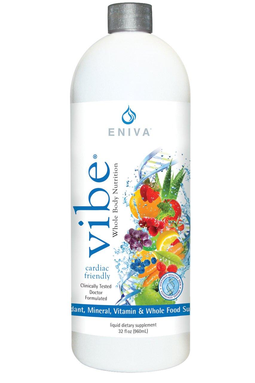 Eniva VIBE Fruit Sensation Liquid Full Spectrum Daily Multi Minerals Vitamins (1)