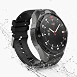 Amazon.com: Generic Domino DM368 3G Android Smartwatch Phone ...