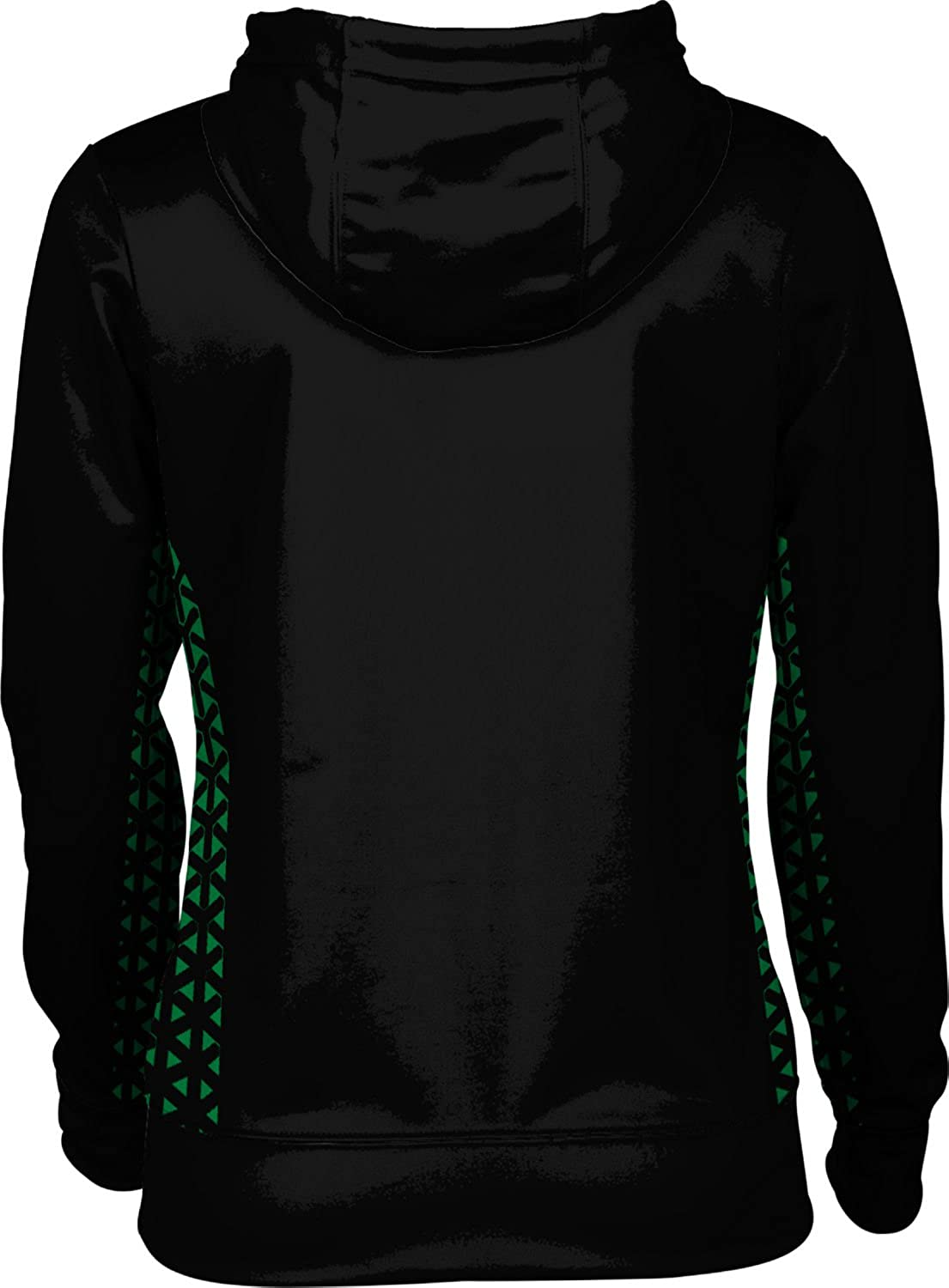 University of North Texas Girls Pullover Hoodie Geo School Spirit Sweatshirt