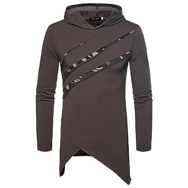 Goosuny Herren Kapuzenpullover Sweatshirt Leisure Langarm Top Herbst Spaß  Hoodie Lange Ärmel Bluse Slim Fit Jacke 894b1d9eb5