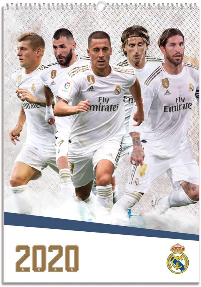 Grupo Erik - Calendario A3 2020 Real Madrid Grupo