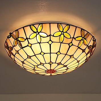 Luces De Techo Estilo Tiffany para Sala De Estar del ...