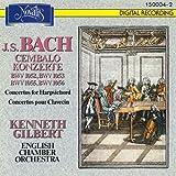 Cembalo-Konzerte BWV 1051, 1053, 1055, 1056