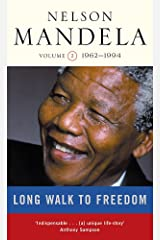 Long Walk To Freedom Vol 2: 1962-1994 Paperback