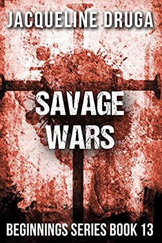 book cover of Savage Wars