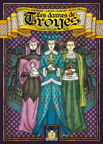 Asmodee Ladies Troyes-Spanish (TRO02ml)