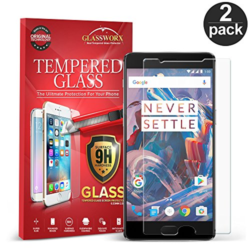 Slim Tempered Glass Screen Protector Film for OnePlus 2 (Clear) - 9