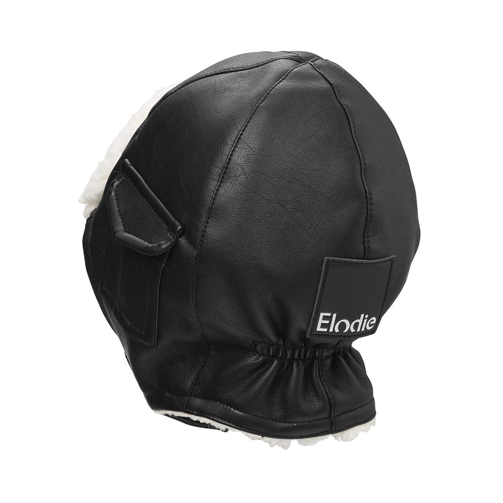 Aviator Black 0-6m Elodie Details Gorra