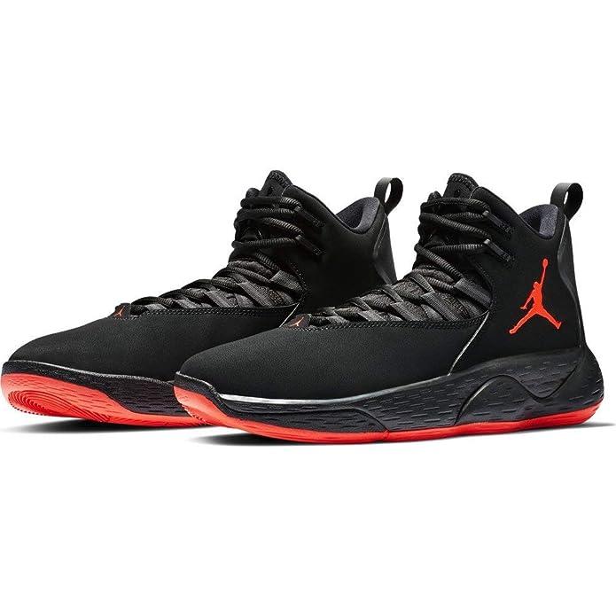 Nike Men s Jordan Super.Fly MVP Basketball Shoes  Amazon.co.uk  Shoes   Bags b8f4c4ac4da