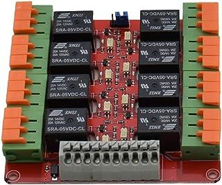 Lofenlli Module de Commande de Relais 8 canaux 20A 5V pour Arduino UNO R3 Raspberry Pi