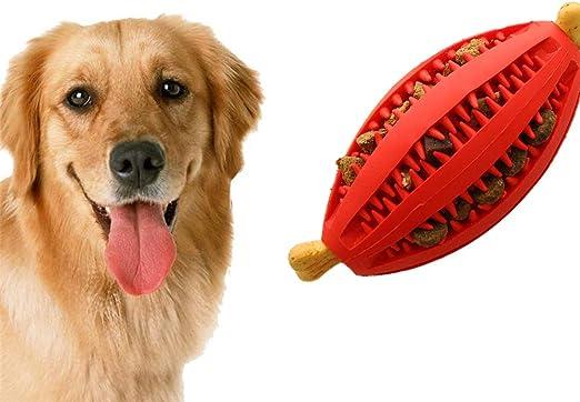 Ogquaton Peluche de Goma para Perros Chew Toy - Pelota de Juguete ...